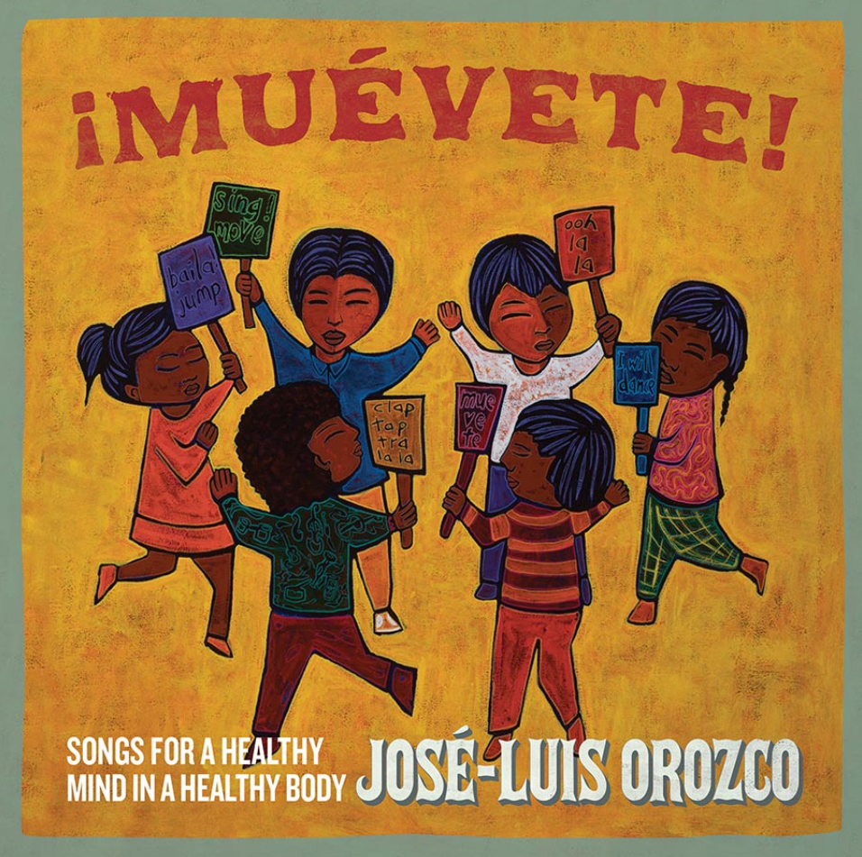 ¡Muévete!: Songs for a Healthy Mind in a Healthy Body