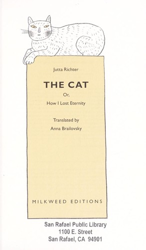 The Cat: Or, How I Lost Eternity